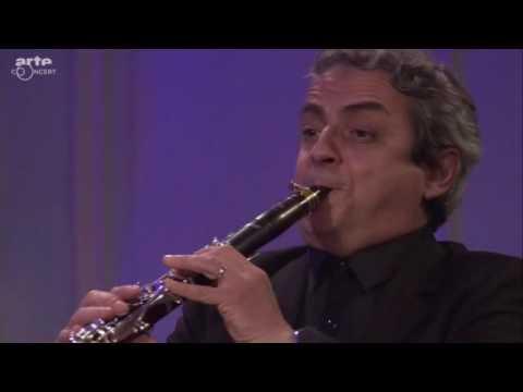 Anna Prohaska chante Schubert, Webern et Pergolesi.   3/6.