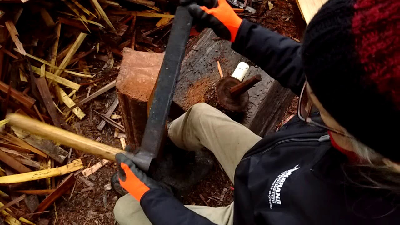 How To Make A Froe Mallet
