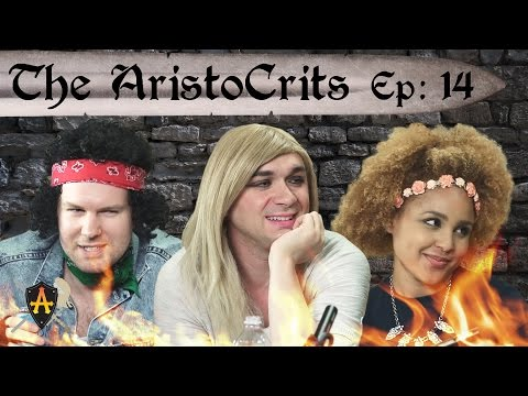 AristoCrits - Ep 14 - Mark Schroeder, Joan Ford, Hayley Marie Norman