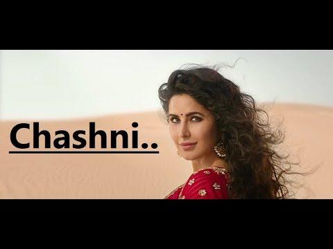Chashni | Salman Khan, Katrina Kaif | Bharat | Vishal & Shekhar Ft. Abhijeet Srivastava | Lyrics