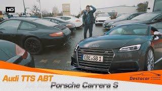 Обмен Audi TTS ABT на Porsche Carrera S
