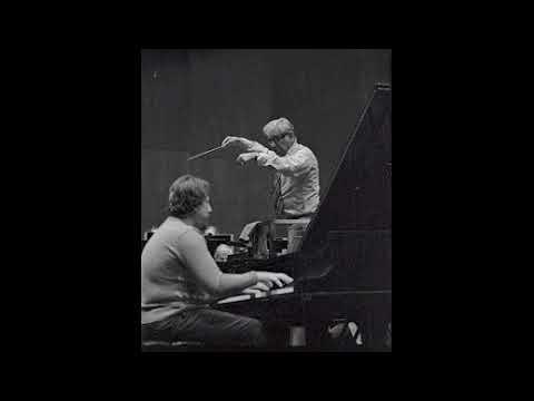 Prokofiev Piano Concerto No.1 op.10 - Berman - Bernstein - NYP - 1977