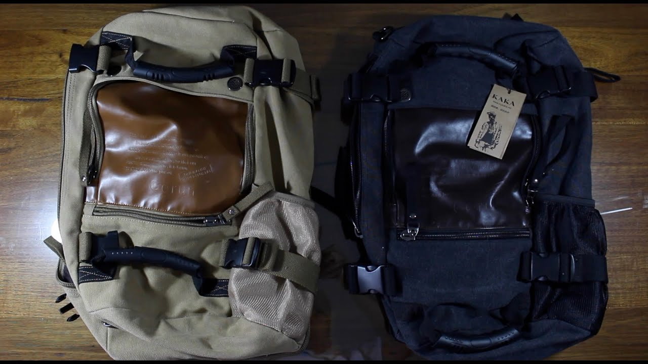 c00f8967da BEST TRAVEL AND LAPTOP BAG!!! - YouTube