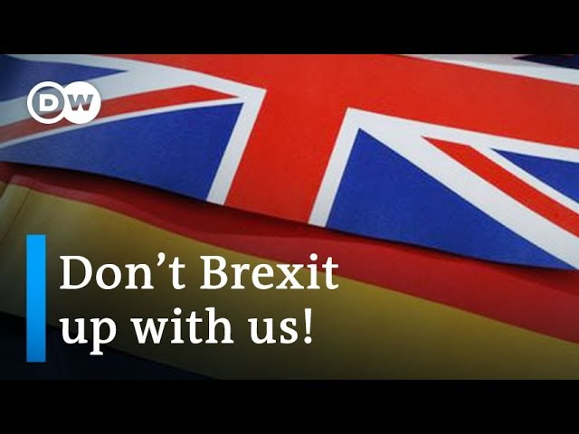 Germany to UK after Brexit vote: We will miss you, please stay! | DW News