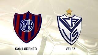 San Lorenzo vs Velez Sarsfield full match