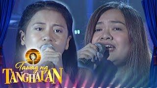 Tawag ng Tanghalan: Marielle Mamaclay vs. Jeramie Sanico