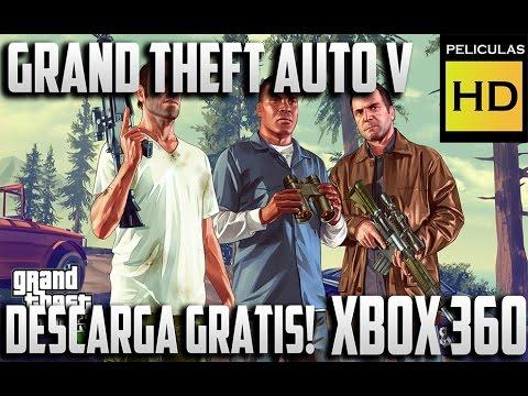 descargar gta v gratis para xbox 360