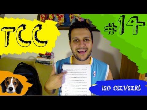 FAZER O TCC - TRABALHO DE CONCLUSÃO DO CURSO