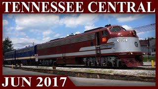 Chasing the Tennessee Central (Lebanon to Baxter)