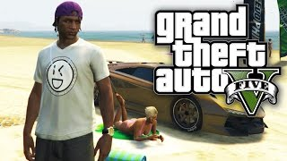 GTA 5 Online - LIVING THE DREAM! (GTA V Online)