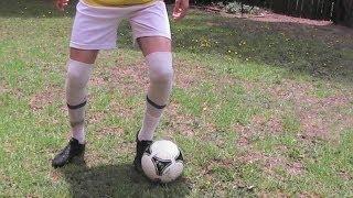 Neymar Rainbow Flick TUTORIAL - Football / Soccer Tutorials