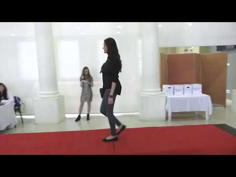 Dress Code Fashion Show AUB 2018