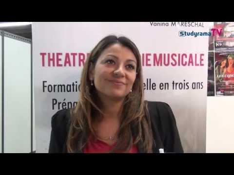 Théâtre, comédie musicale, les formations du Studio International des Arts de la Scène