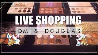 Live Shopping #8 - Külföldi DM & Douglas HAUL | AvianaRahl