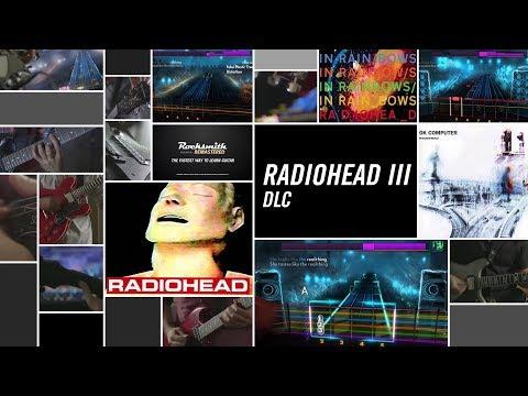 Radiohead Song Pack III - Rocksmith 2014 Edition Remastered DLC