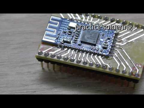 Bluetooth 4.0 (BLE) hardware & software development series intro