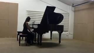 Reyhan Senyücel. M.Dürrüoğlu Demiriz: Altı Prelüd No.1&3