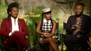 Blackfilm.com interviews Janelle Monáe on Lady and the Tramp