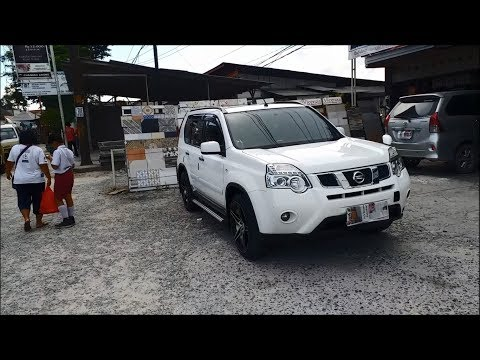 Review Nissan X-Trail T31 2.0 MT FL 2012