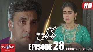 Ghughi | Episode 28 | TV One | Mega Drama Serial | 2 August 2018