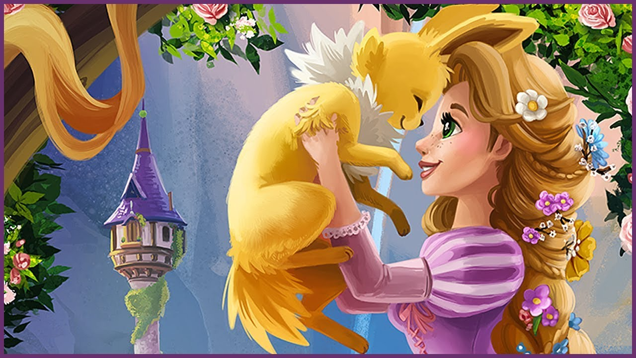 foto de Des Princesses Disney et des Pokemon ♥♥♥ YouTube