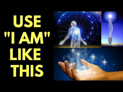"""Using the """"I AM"""" Presence to Accelerate the Law of Attraction Process"""