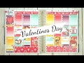Plan With Me / My Valentine ft. Scribble Prints Co / ECLP