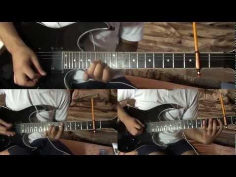 Bulletproof Love By Pierce The Veil Guitar Cover