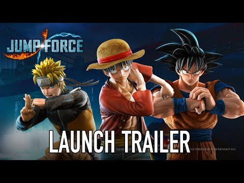 Jump Force - PS4/XB1/PC - ...