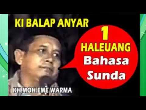 Ceramah Ki Balap - Anyar - muda - baru - mirip - haleuang sunda - 1