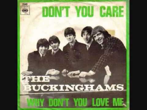 The Buckinghams   DON'T YOU CARE