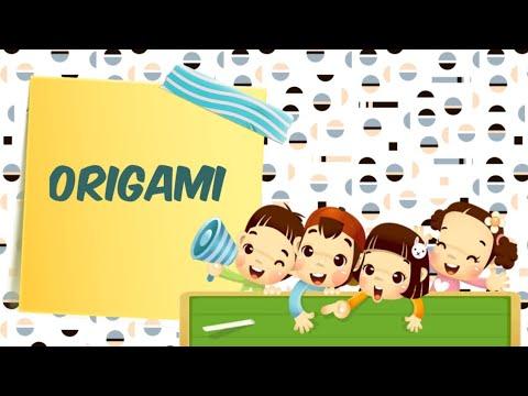 Origami/ Diy paper folding/ easy creative ideas