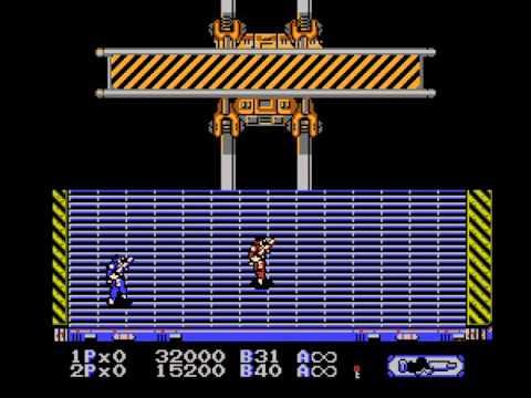 Heavy Barrel NES 2 player Netplay