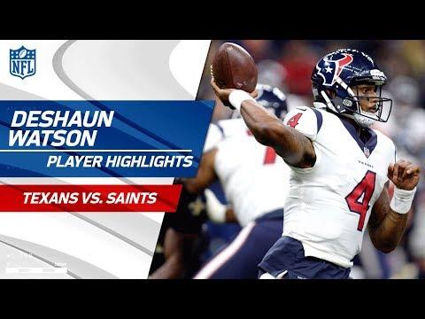 Every Deshaun Watson Play vs. New Orleans | Texans vs. Saints | Preseason Wk 3 Player Highlights