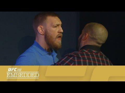 UFC 202 Embedded: Vlog Series - Episode 4