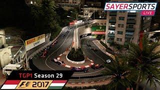 Tgp1 live - monaco (quali and race start) (f1 2017)