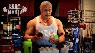 видео Все о спортивном питании.  Спортивные жиросжигатели для похудения