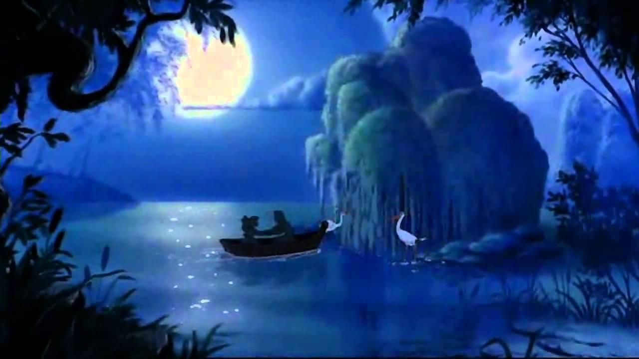 The Little Mermaid - Kiss The Girl - Russian - Youtube-1390
