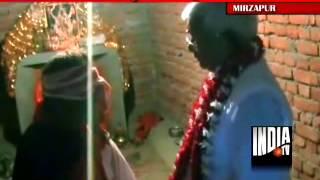Lalu performs Tantric rituals at Pagla Baba ashram in Mirzapur-1