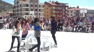 mehmet akif ersoy lisesi altındağ 19 mayıs 2012 sandalye yarışı