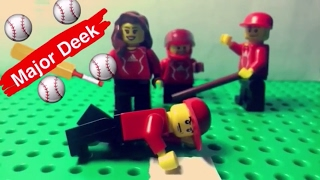 Major Deek 🏏 - LEGO DEEK