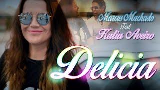 Marcus Machado ft Katia Aveiro Delicia Official Videoclip