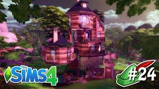 TOUR PELA CASA NA ÁRVORE #24 - Primos Sobrenaturais - The Sims 4