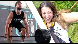 EXPLORING BALI and CROSSFIT