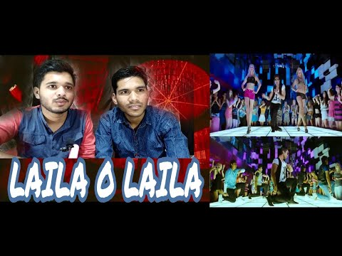 Laila O Laila | Ram Charan| M BROS REACTION