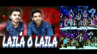 Laila O Laila | Ram Charan| M BROS REACTION