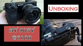 Unboxing Of Sony A6100 / Camera Unboxing Vlog / Sumer Sam Vlogs