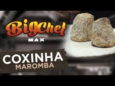 Big Chef Max Titanium - Coxinha Maromba