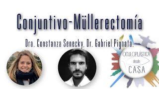 Conjuntivo-Müllerectomía, Dra. Constanza Senecky, Dr. Gabriel Pignata.