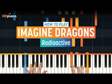"""Radioactive"" by Imagine Dragons | HDpiano (Part 1)"
